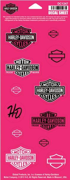 harley-davidson-decal-sheet-pink-invasion-dc1247