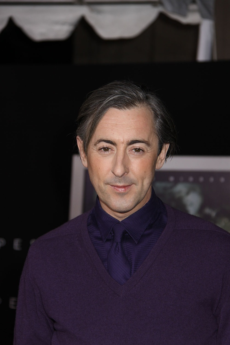Alan Cumming OBE (born 27 January 1965) is a Scottish stage, television and film actor, singer, writer, director, producer and author. His roles have included the Emcee in Cabaret, Boris Grishenko in GoldenEye, Kurt Wagner/Nightcrawler in X2: X-Men United, Mr. Elton in Emma, and Fegan Floop in the Spy Kids films. He has also appeared in independent films like The Anniversary Party, which he co-wrote, co-directed and co-starred in.