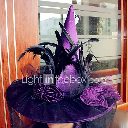 Prezzi e Sconti: #Cappello della strega di halloween per  ad Euro 7.75 in #Lightinthebox #Articoli per halloween party
