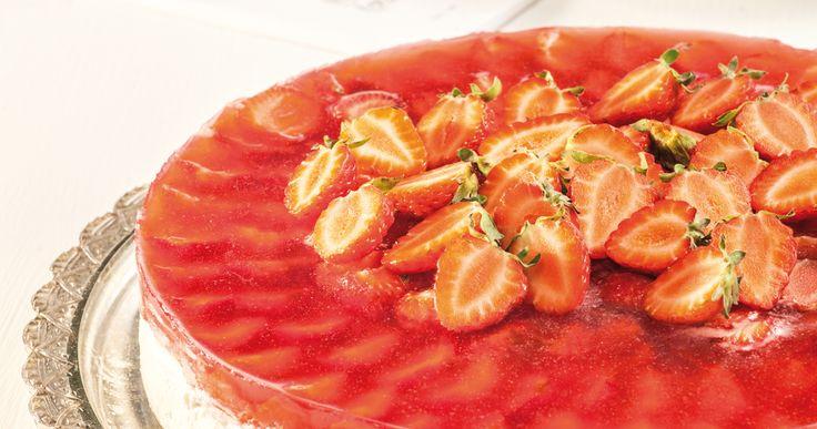 #truskawkowe #ciasto #delektujemy #cake #torcik #strawberry