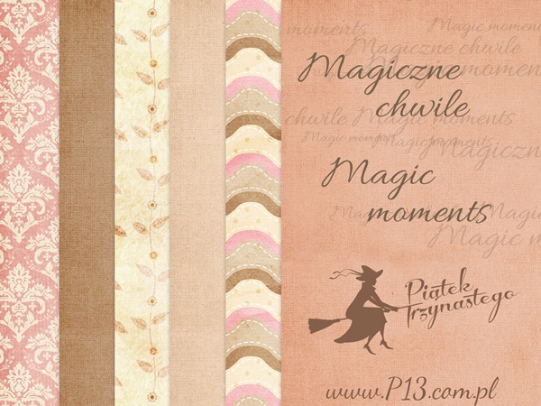 Magiczne chwile / Magic moments