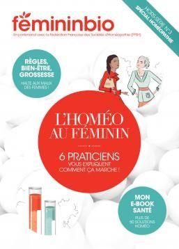 Hors Série Spécial Homéopathie au féminin