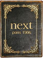 iBook from Next restaurant's chef Grant Achatz, chef David Beran, and Nick Kokonas comes Paris: 1906. A complete, uncompromising guide to reproducing the 4-star opening menu of the most talked about restaurant in the country.