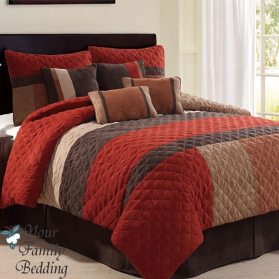 1000 Ideas About Masculine Bedding On Pinterest Dark