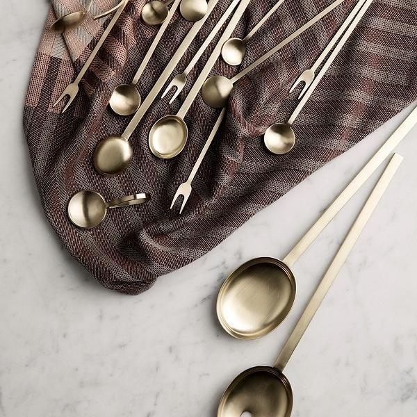 Ferm Living Fein Sprinkle spoon | Ferm living, Spoon