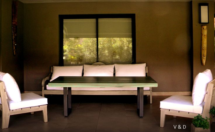 #moroccostyle #green #outdoors #interios #wood #totalwhite