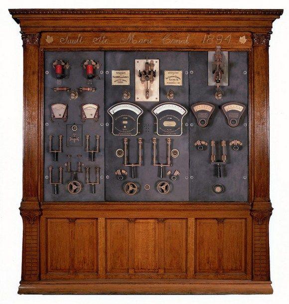 Asheville Model Home Interior Design 1264f: 9 Best Vintage Electrical Switchboards Images On Pinterest