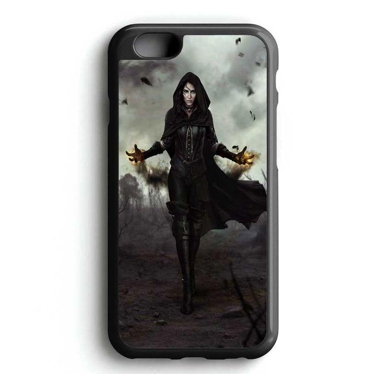 Witcher Yennefer Vengerberg iPhone 7 Case