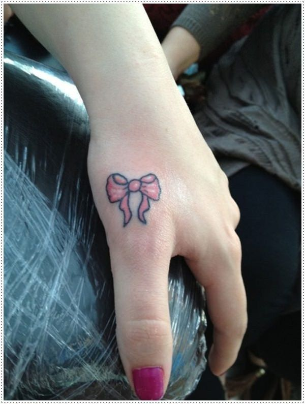40 Cute And Attractive Small Hand Tattoo Designs That Will Make