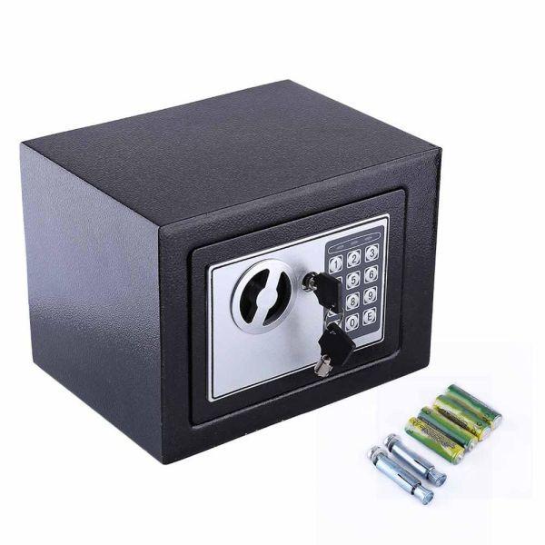 79 19 خصم 40 6 4l قفل الأمان صندوق تخزين آمن رقمي لحراسة النقود