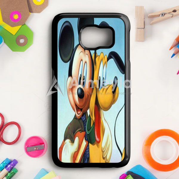 Disney Marvel Logo Samsung Galaxy S6 Edge Plus Case | armeyla.com