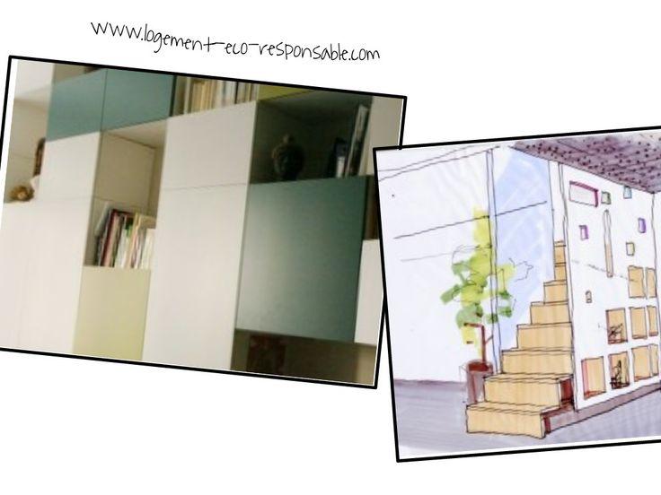 faire une bibliotheque Travaux, extension, aménagement et - cout agrandissement maison 20m2