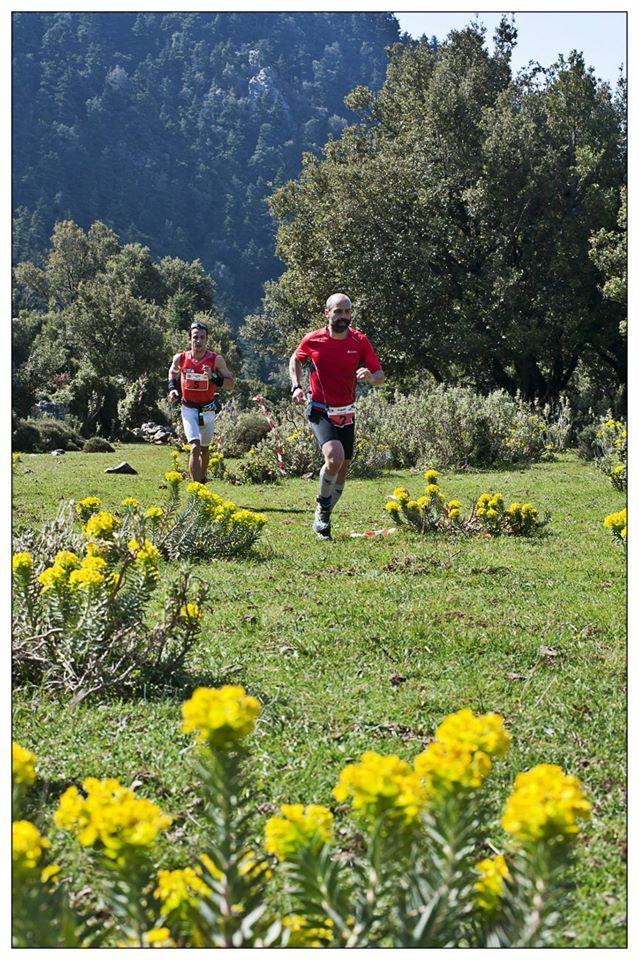 """""""TAYGETOS CHALLENGE"""" 2014 Mountain running  marathon."""