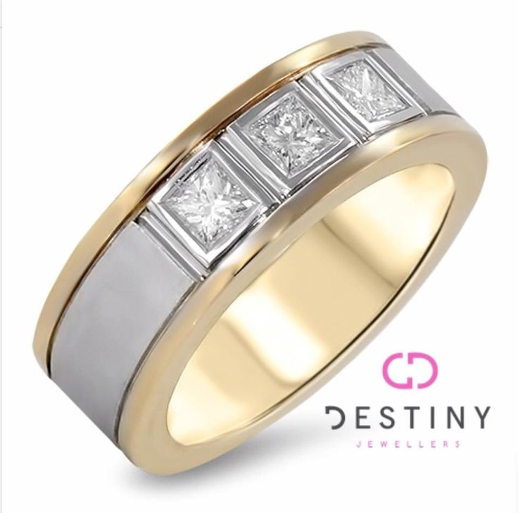 Can't Find The Right Ring For Your Man?  At Destiny Jewellers We HaVe All Your Favourite Styles and Designs    Meet our lovely team members at 'Shop 255, Level 2 Westfield Shopping Centre, Penrith NSW 2750' Or ... See More
