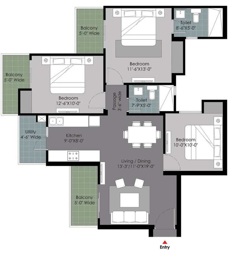 Gulshan Botnia is residential apartments of Gulshan Group, which is delivered 2/3 BHK luxury apartments. http://goo.gl/D433ID
