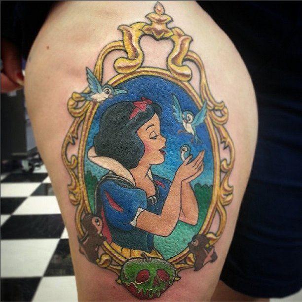 Disney Tattoos | POPSUGAR Beauty