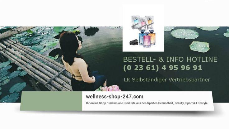 LR Parfum bestellen in Ihrem LR online Shop - LR Herren Parfum und LR Da...