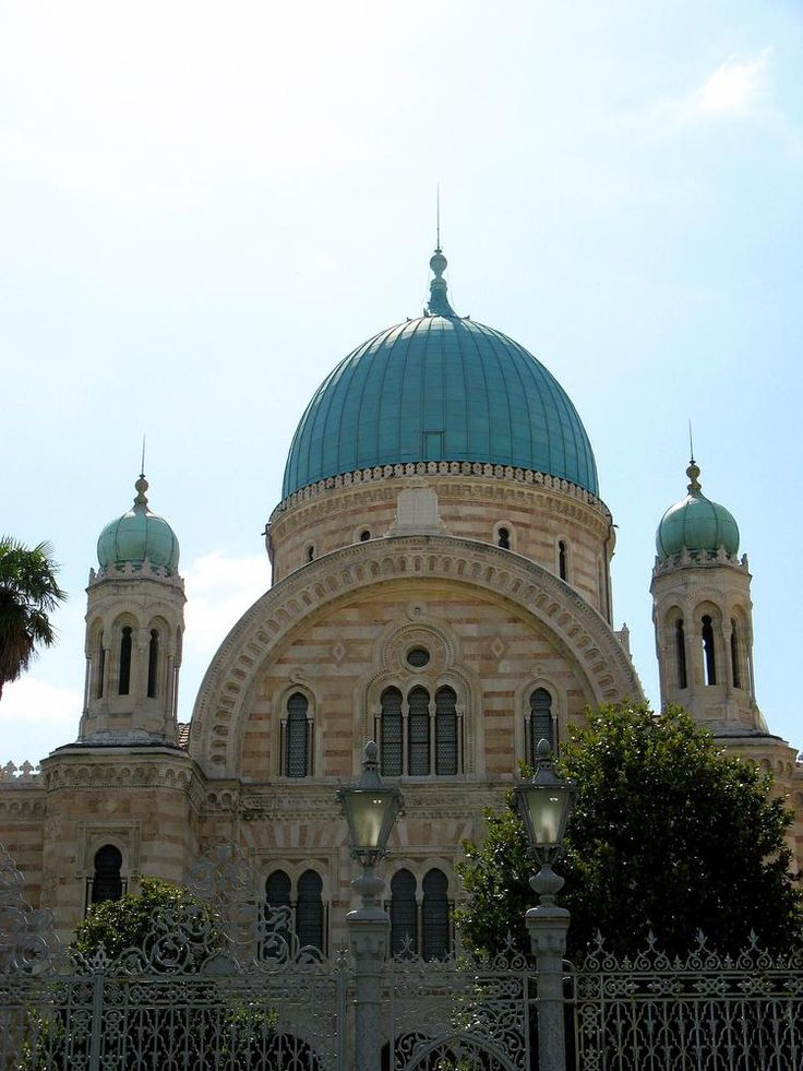 Italian Florence: 81 Best Synagogues Around The World Images On Pinterest