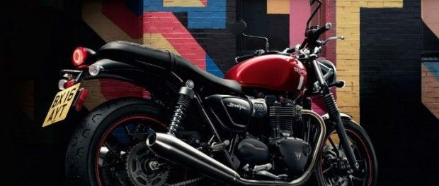 #Bloggurushares : #Triumph Street Twin : Take A Close look   #Triumph is presenting five new #Bonnies in upcoming days, under three models, namely – #Bonneville #Street #Twin, #Bonneville T120 and T120 Black, and Bonneville Thruxton and #Thruxton R. Still they are deciding the most affordable that can swipe over Street. Great News for Triumph Lovers