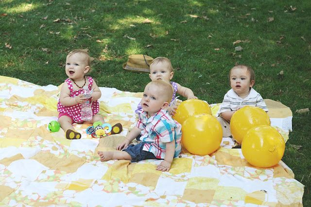First Birthday Activity Ideas - A Well Crafted Party