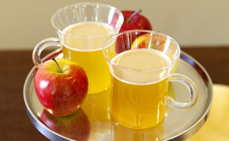 Epicure's Hot Buttered Rum Apple Cider