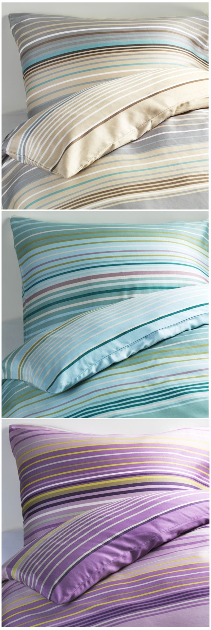 PALMLILJA - give your bedroom a soothing spa-like feeling with this soft and silky bedding.