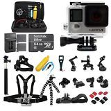 GoPro HERO4 Silver Edition 64GB SanDisk 2 Battery 30pcs ALL you need Pro Kit! $379.00 $719.95   47% offFree s... #LavaHot http://www.lavahotdeals.com/us/cheap/gopro-hero4-silver-edition-64gb-sandisk-2-battery/123339
