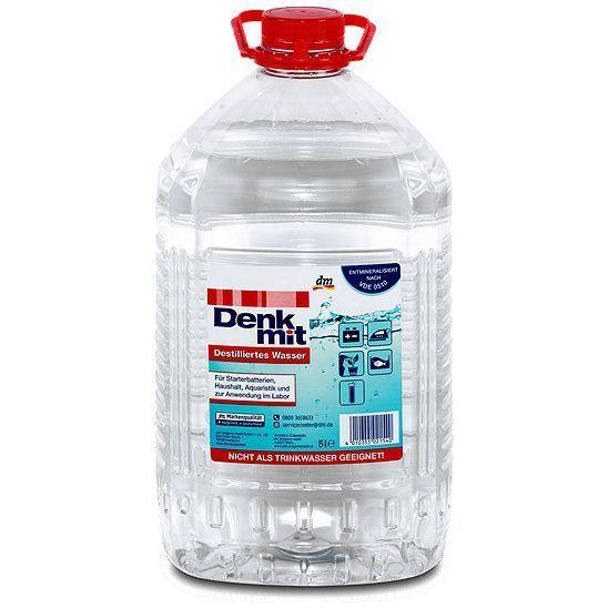 Denkmit Destilliertes Wasser Denkmit Destilliertes Drogerie