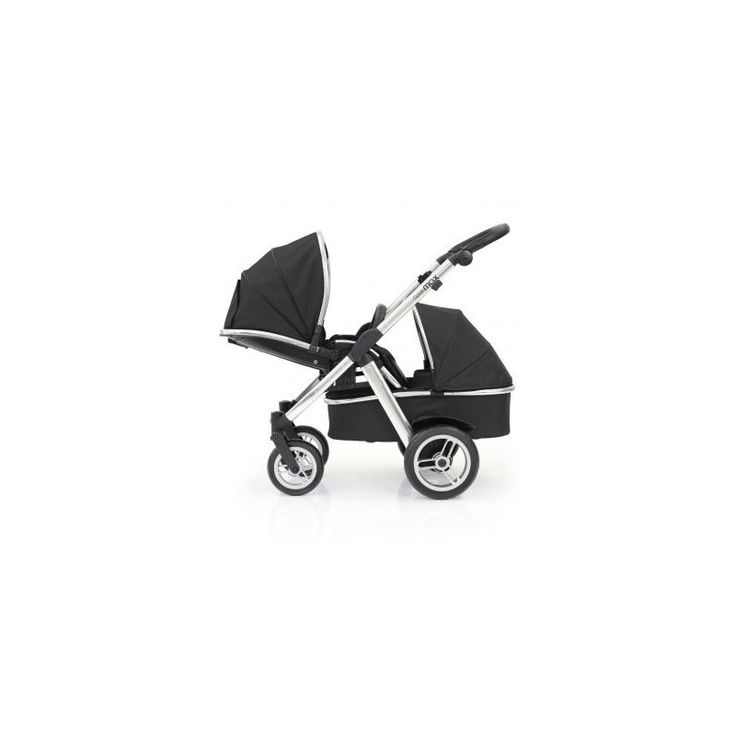 BabyStyle Oyster Max Tandem 2in1 Pram System-Ink Package Includes: Oyster Max Mirror Finish Stroller Oyster Max Second Seat Unit Oyster Carrycot Babystyle Tandem Pushchair: The new Oyster Max from Baby Style is perfect to grow with your family. It h http://www.MightGet.com/march-2017-1/babystyle-oyster-max-tandem-2in1-pram-system-ink.asp