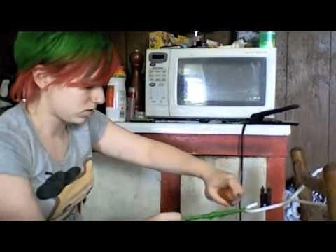 How to make synthetic dreadlocks