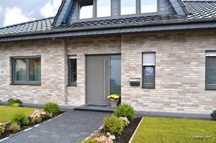 DOVER , Röben Tonbaustoffe GmbH Hausfassade