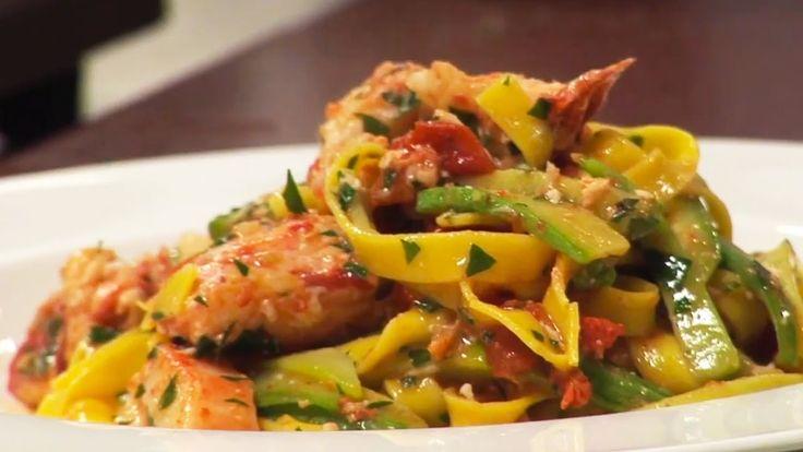 Lobster Tagliatelle Recipe | Theo Randall