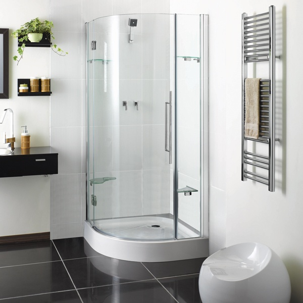 Single Shower Rooms