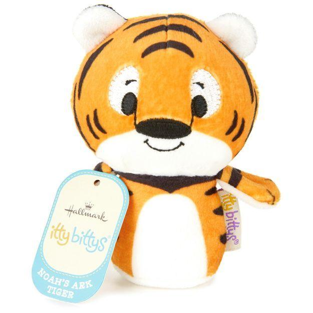 itty bittys® Noah's Ark Tiger Stuffed Animal X.