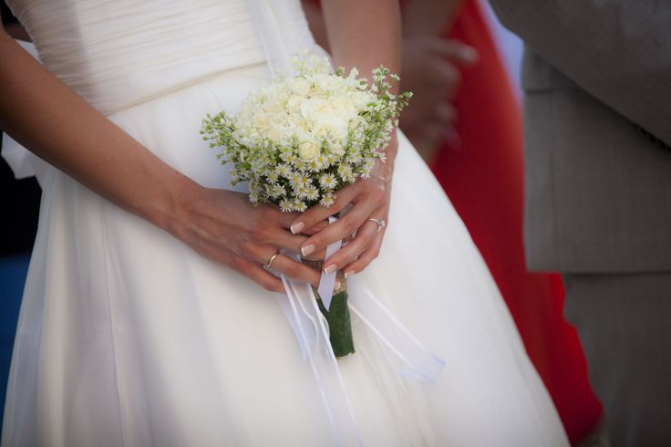 Ioanna's wedding! Photo by Nikos Tsalikis