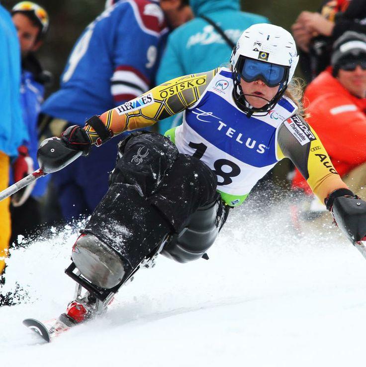 Follow alpine skier Kimberly Joines on Twitter: https://twitter.com/9LivesJoines #WHATSTHERE #WeAreWinter
