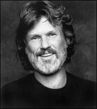 Kris Kristofferson.  He was so handsome.