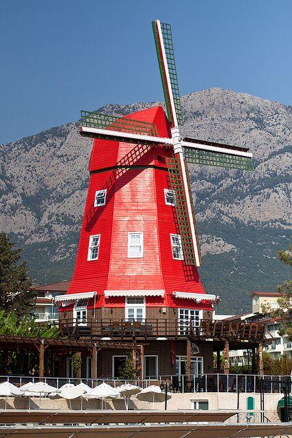 Kemer, De Molen, Turkey   Orange County De Luxe Hotel