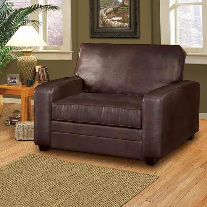 Sleep & Store Chair/Ottoman Twin Sleeper Sofa $800