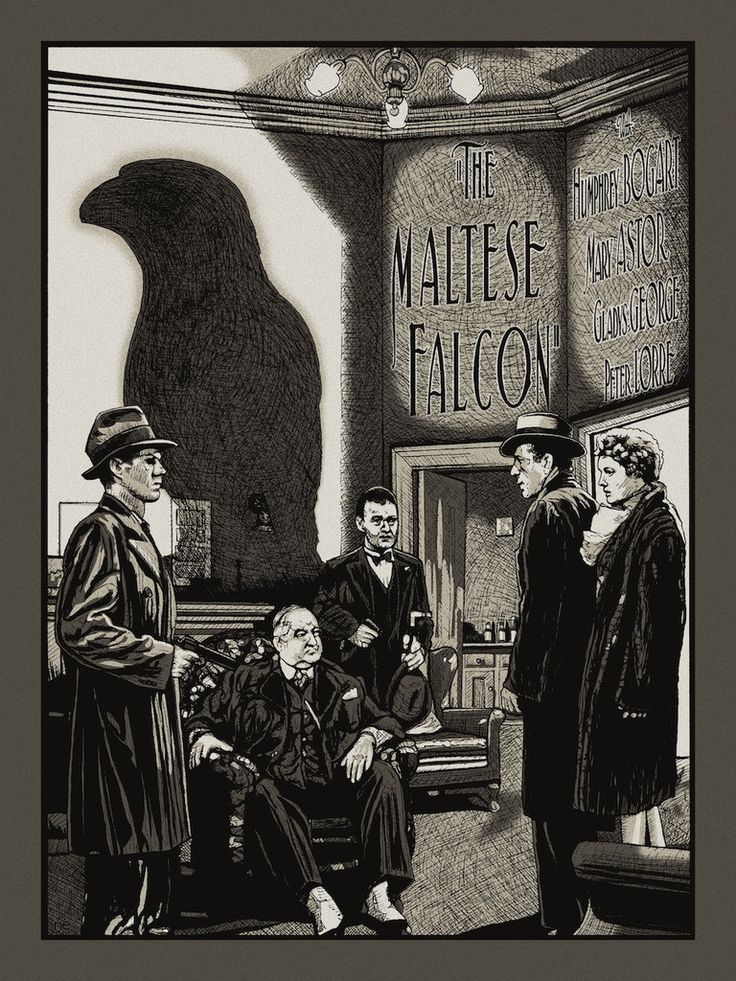 maltese falcon themes Many authors use physical details in defining their characters, but rarely to the extent that hammett does in the maltese falcon  designed by elegant themes.
