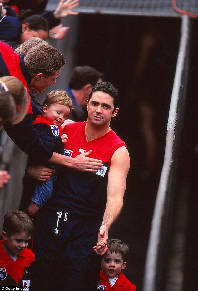 Garry Lyon criticised Phillips for the move - but listeners were quick to point out he had done the same thing with his three, young children in 1999