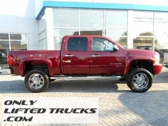 2013 Chevy Silverado Apex Series by Southern Comfort