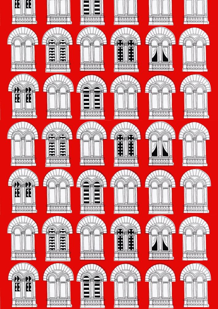 Viiskulma by Elizabeth Salonen - Vallila Interior '12