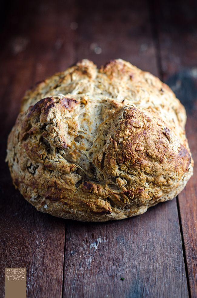Quick Wattleseed Soda Bread