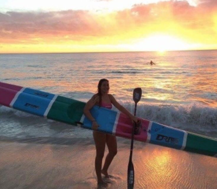 ROTTNEST CHANNEL SWIM 2018 PADDLE SUPPORT. Hi I'm Paige. I'm a member of Surf Life Saving Australia and have been a member since I was 6 years old.  I have medalled at the WA Surf Life Saving Ski Championship in the Ski race last year. I have also made a Australian Surf Life Saving Finals in the Ski Race.  I train up to 12 times a week at present and love it!  For the Rottnest Swim I will meet you an hour before the starting point and paddle along side you to the finish.