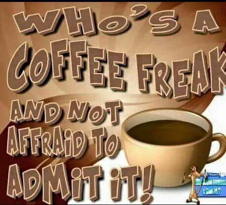 lets FREAK and cop a geetered coffee BUZZ. the only way to drink coffee.  coffeeFIEND,  share your beans.