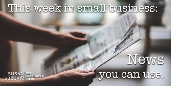 This Week in Small Biz -- SEO tips that work, characteristics of ultra-likeable leaders, social media tips and much more.