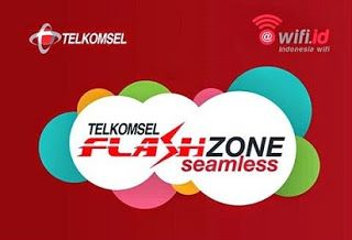 Cara Daftar, Cara Daftar Flash Zone, Flash Zone, Layanan Wi-Fi Super Cepat, Simpati, Telkomsel,