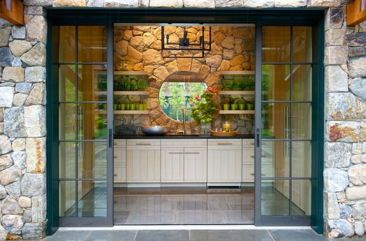 exterior pocket doors pool houses and outdoors environments traditional shed entryway kitchen patio door of Remarkable Exterior Pocket Doors Ideas