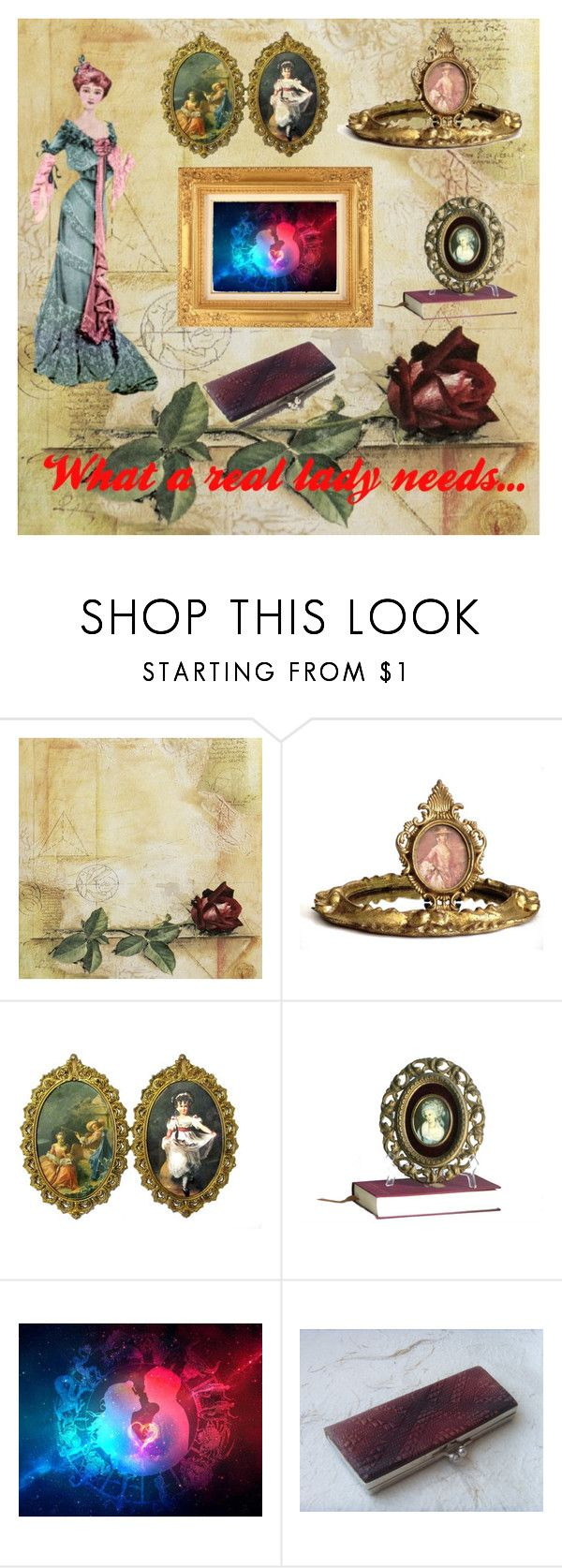 What a real lady needs... by luckystanlv on Polyvore